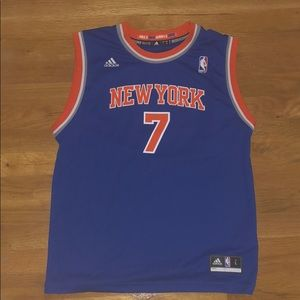 Carmelo Anthony Knicks Jersey